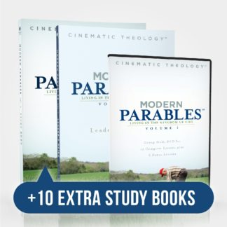 Modern Parables Bible Study Set with 10 Study Books