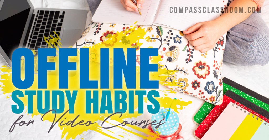 offline study habits
