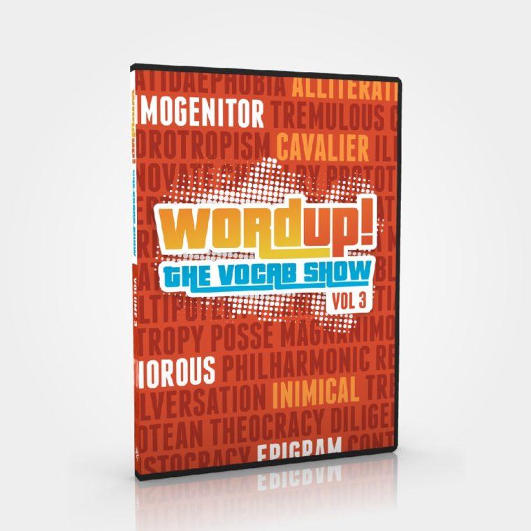 Word Up! The Vocab Show - Vol. 3