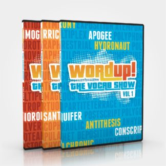Word Up Complete Set