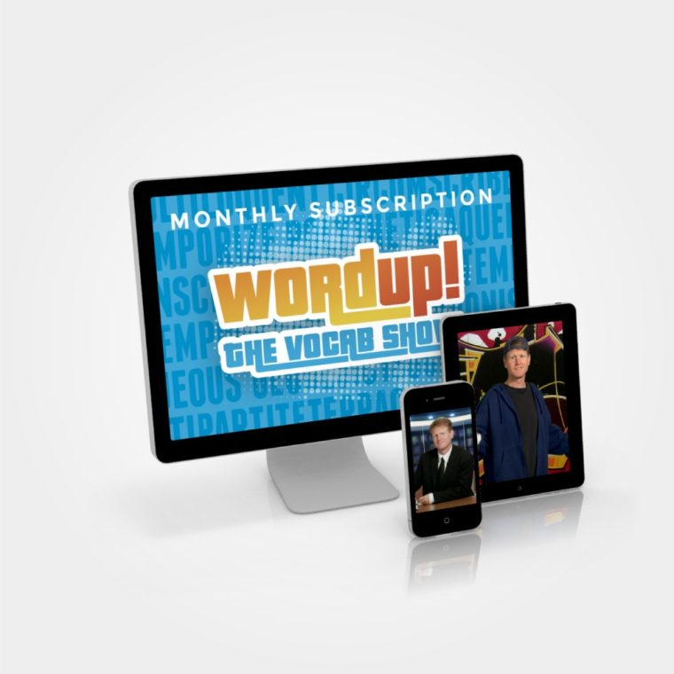 Word Up! - Monthly Subscription