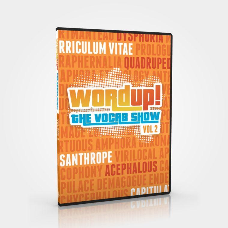 Word Up! The Vocab Show - Vol. 2