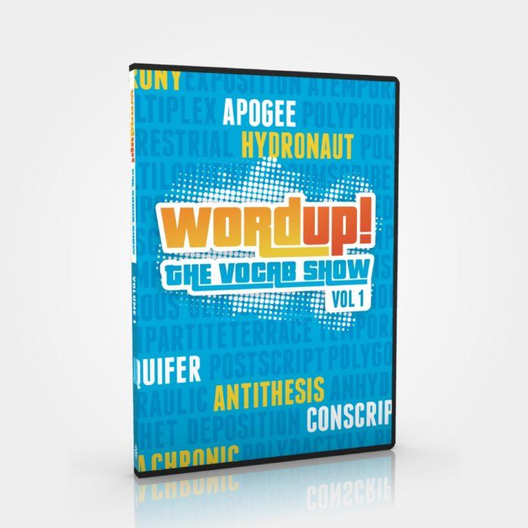 Word Up! The Vocab Show - Vol. 1