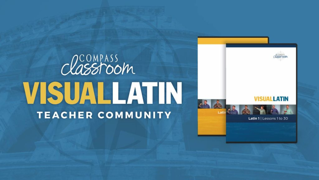 Visual Latin Teacher Community Facebook Group