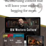 Old Western Culture | Great Books Literature Curriculum