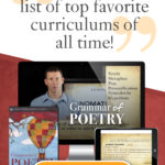 Grammar of Poetry - Homeschool Curriculum