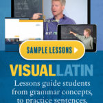Visual Latin - Latin Homeschool Curriculum
