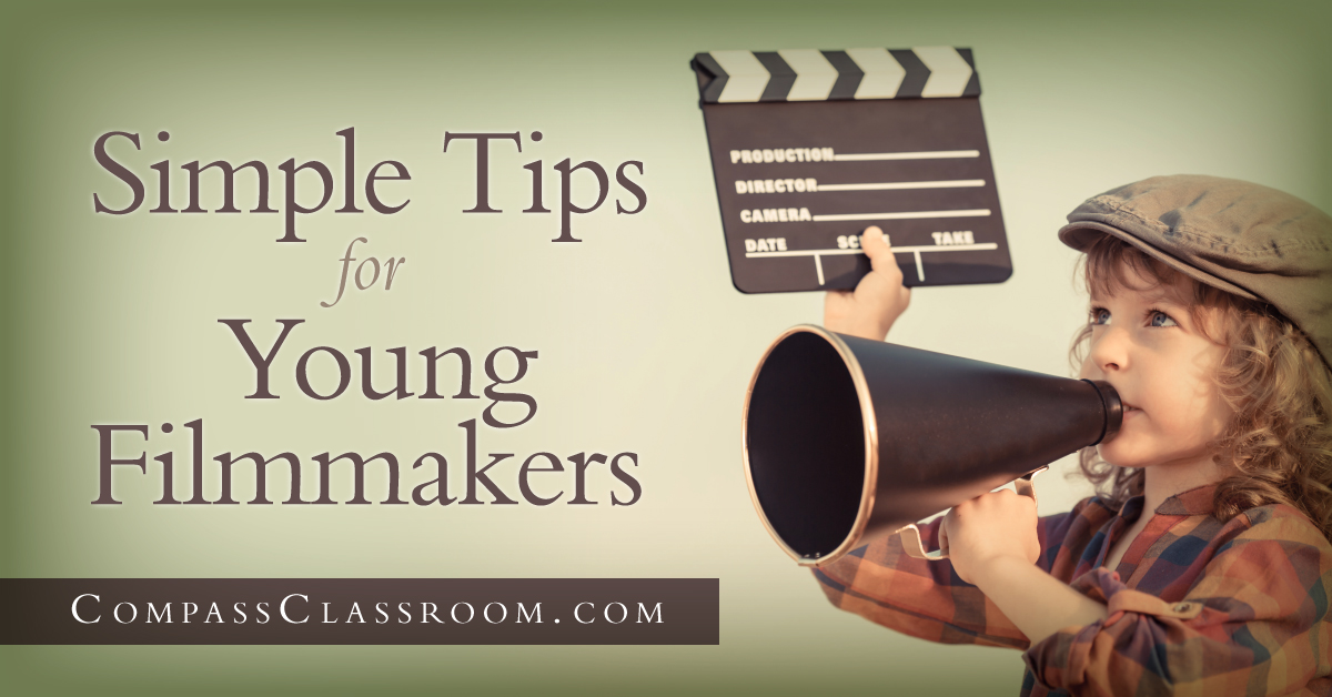 Tips for Young Filmmakers