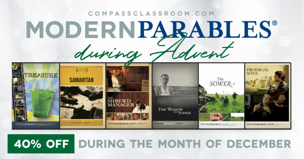 Modern Parables During Advent