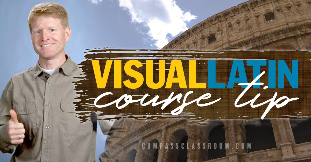 visual latin tip