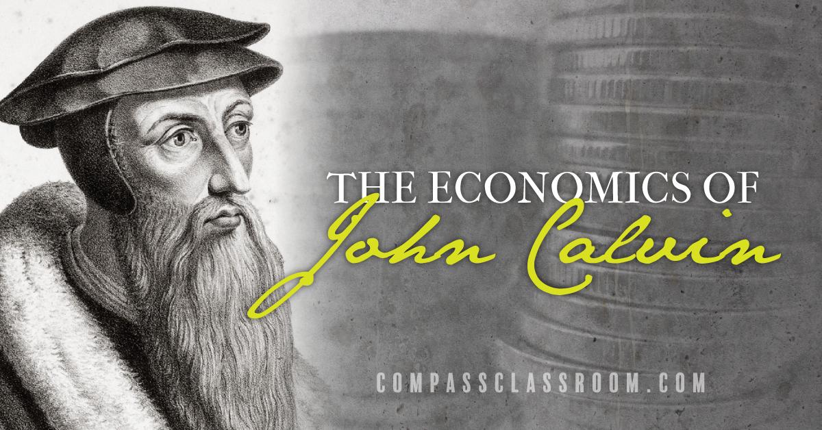 Economics of John Calvin