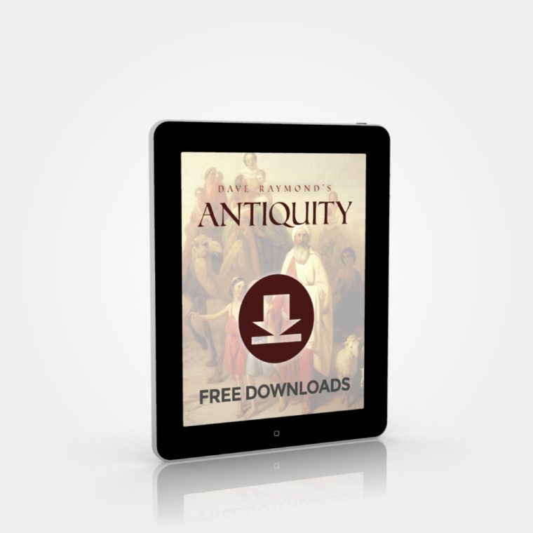 Antiquity Free Sample