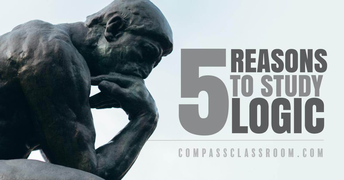 5 Reasons to Study Logic