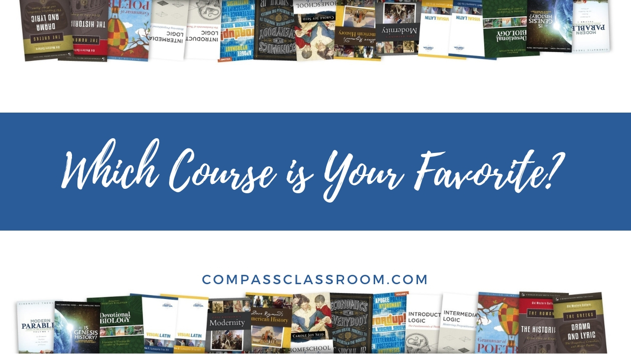 Which Course is Your Favorite