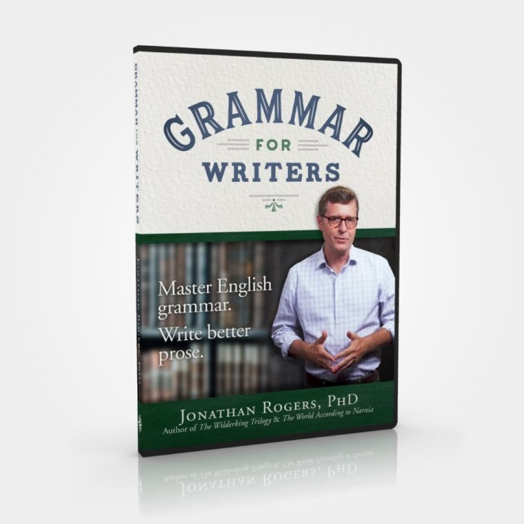 Grammar for Writers DVD