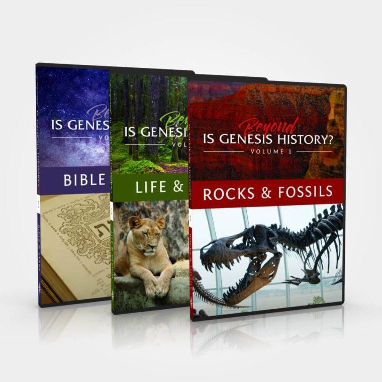 Beyond Is Genesis History? Complete DVD Set