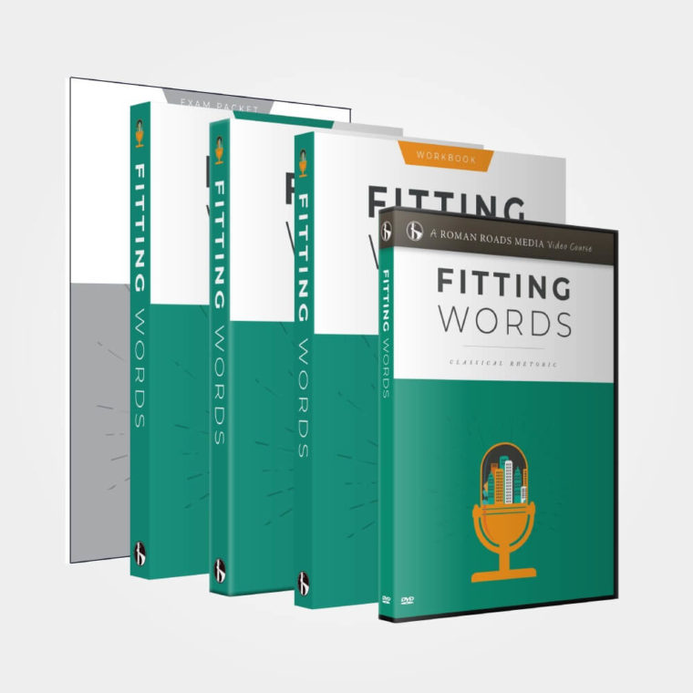 Fitting Words Set with DVD
