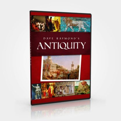 Antiquity - Ancient History DVD