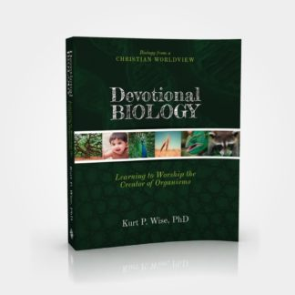 Devotional Biology Textbook