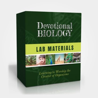 Devotional Biology Lab Materials