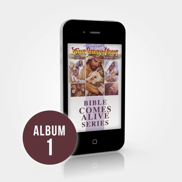 Bible Comes Alive Album 1