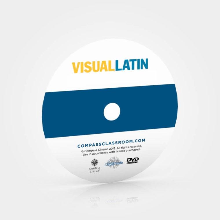 Visual Latin Replacement Disc