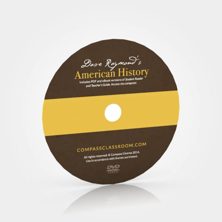 American History Replacement Disc