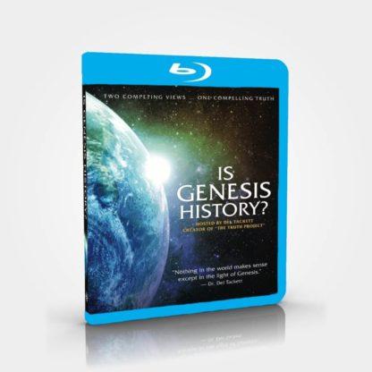 Is Genesis History? Blu-Ray