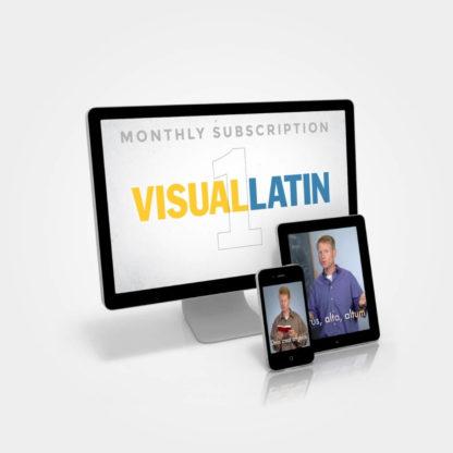 Visual Latin 1 Subscription