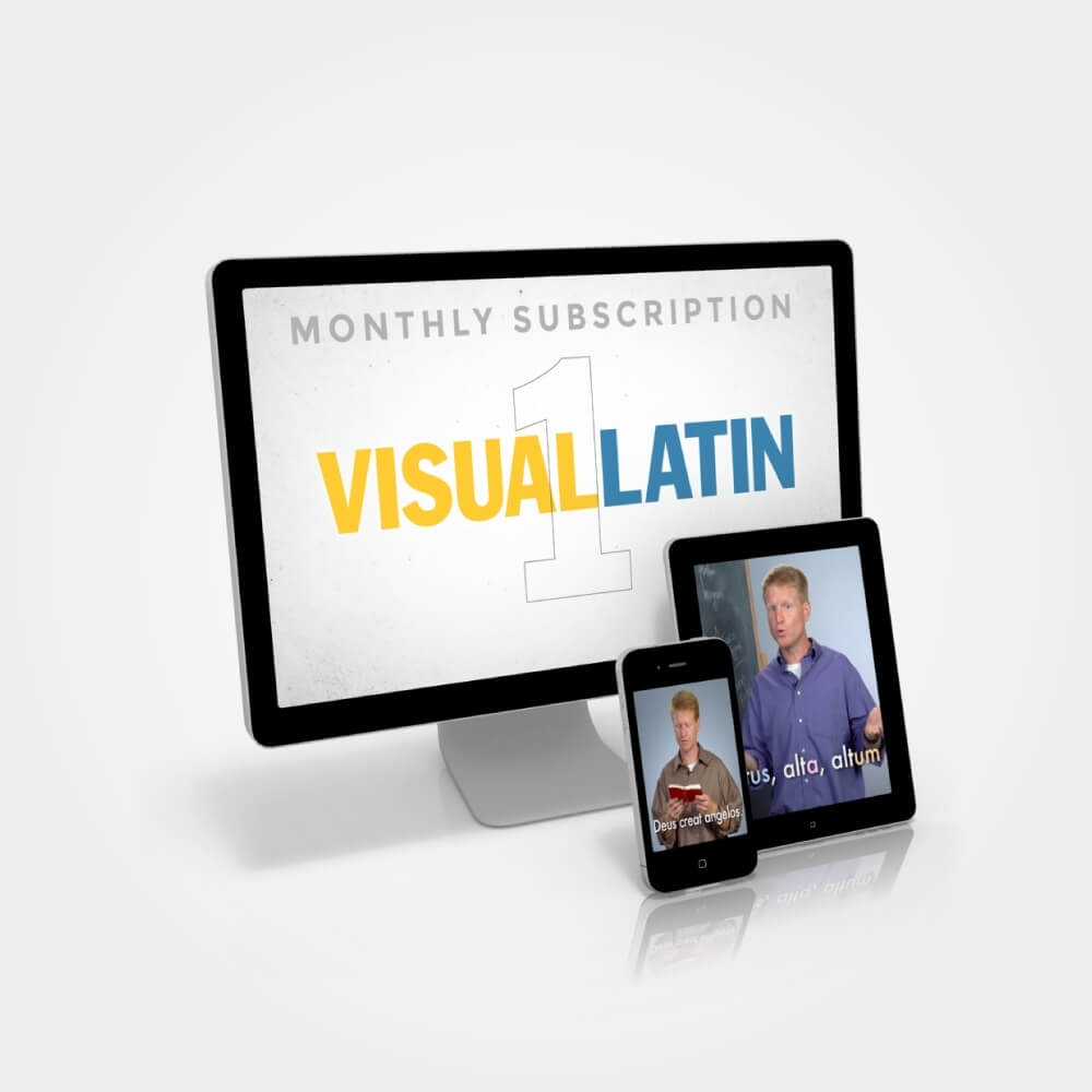 Visual Latin 1 Subscription