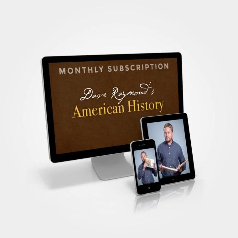 American History Subscription