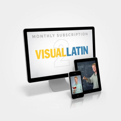 Visual Latin 2 Subscription