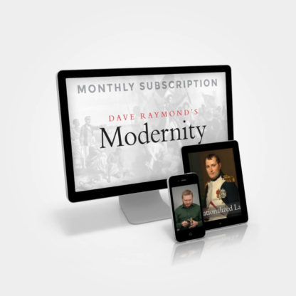 Modernity Subscription