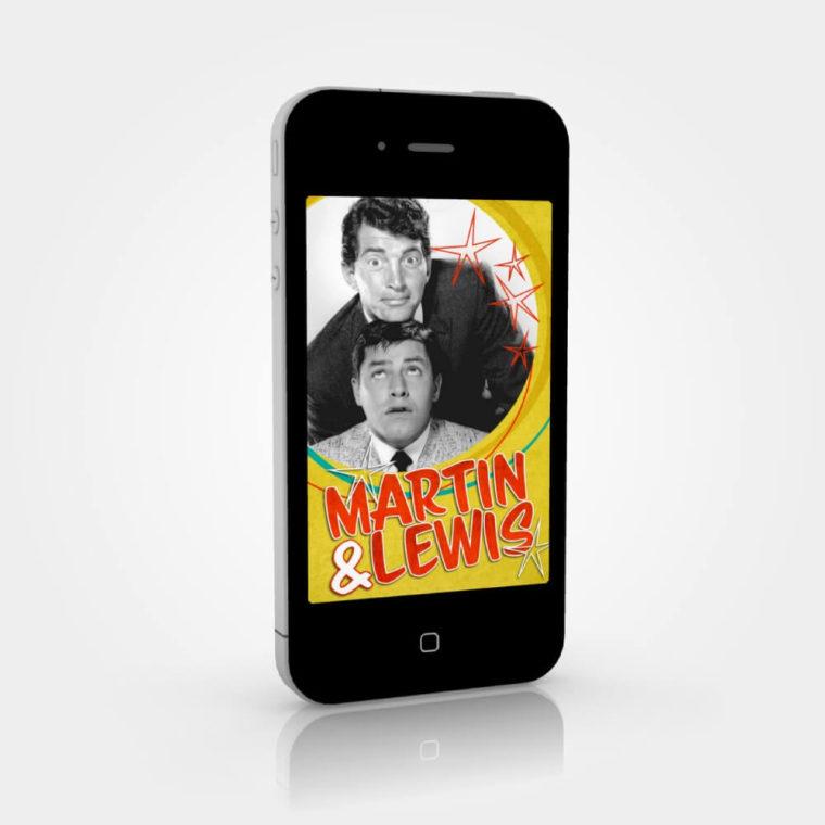 Martin & Lewis - Audio
