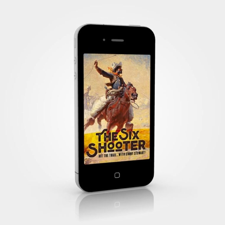 The Six Shooter Audio