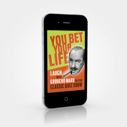 You Bet Your Life - Audio
