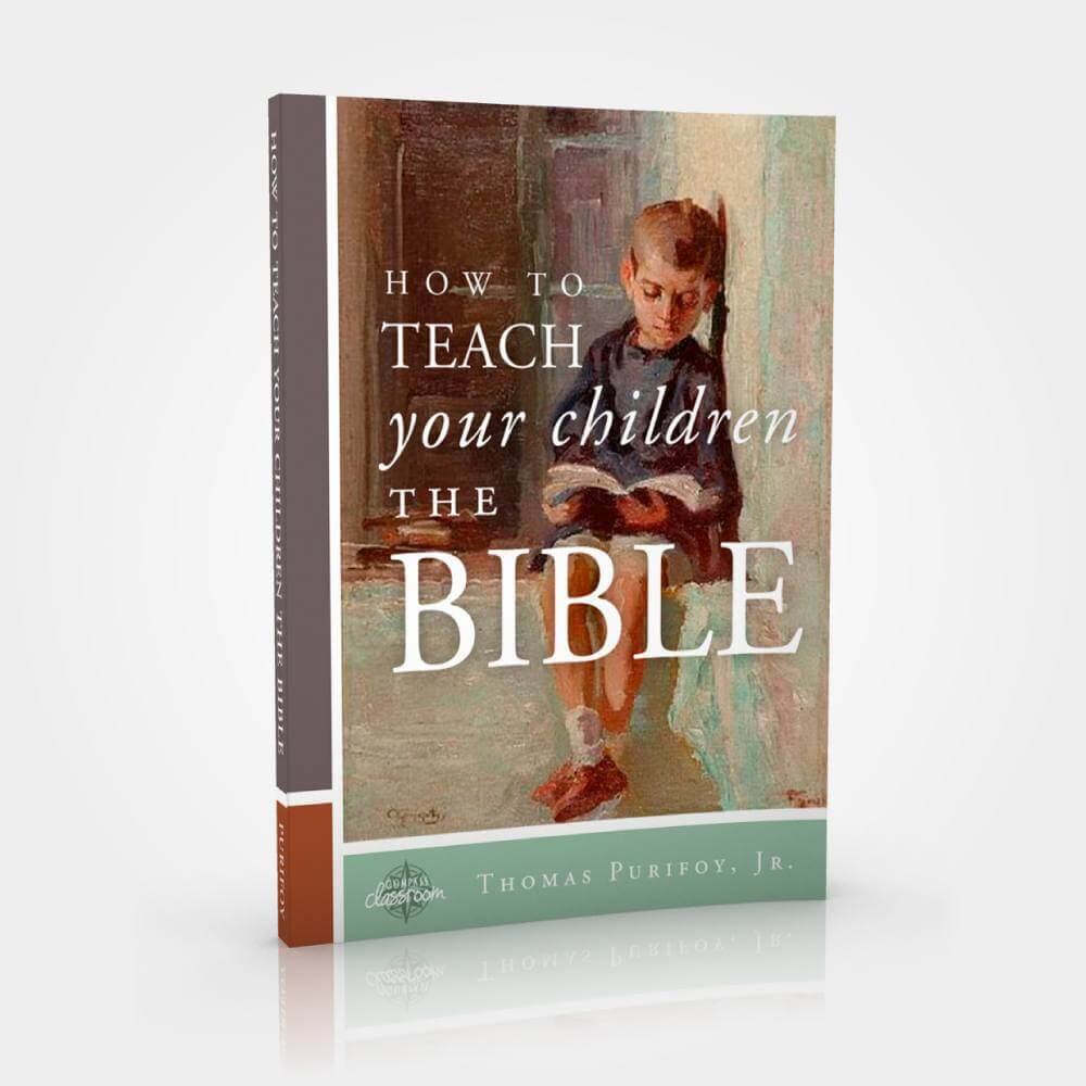 How to Teach Your Children the Bible eBook