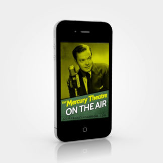 Mercury Theatre On The Air - Audio