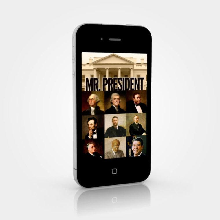 Mr. President - Audio