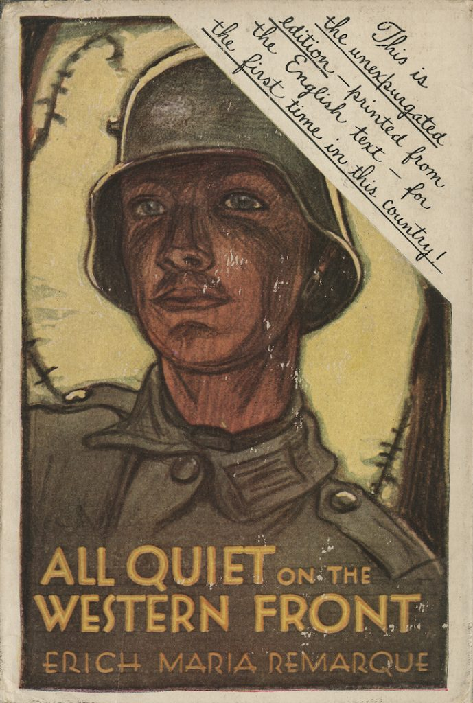 Remarque - All Quiet on the Western Front