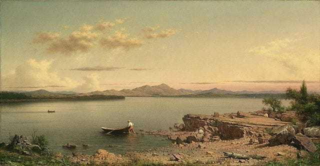 Heade Lake George