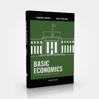 Basic Economics 4th Edition