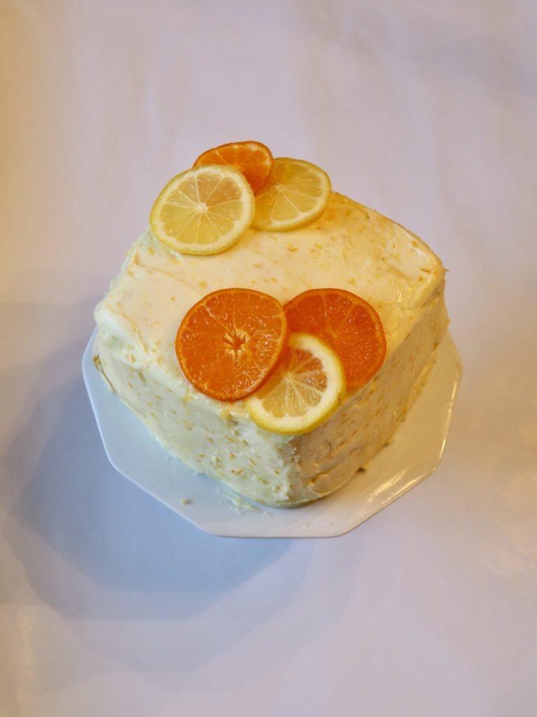 Robert E. Lee Cake