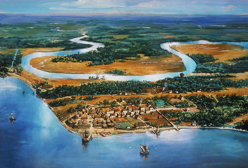 American History Field Trip Sites