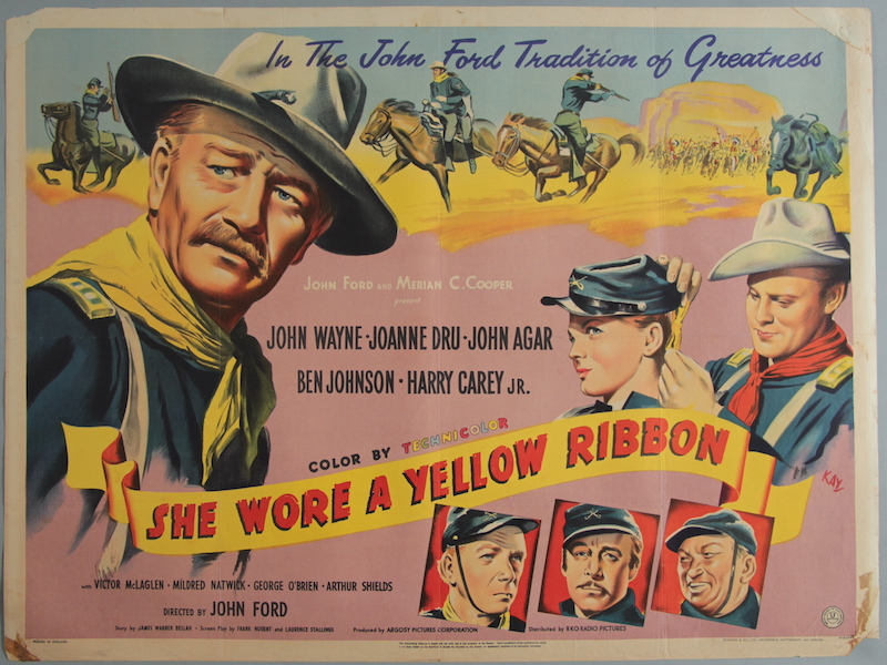 Films About the American West