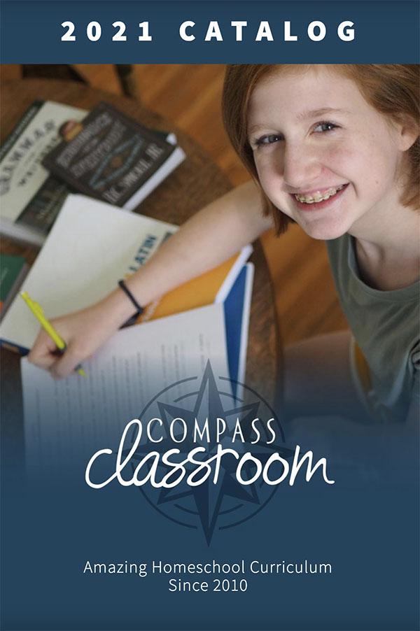 Compass Classroom Catalog Cover
