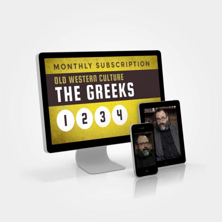 Old Western Culture's Greeks set