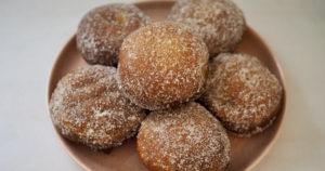 classic doughnuts recipe