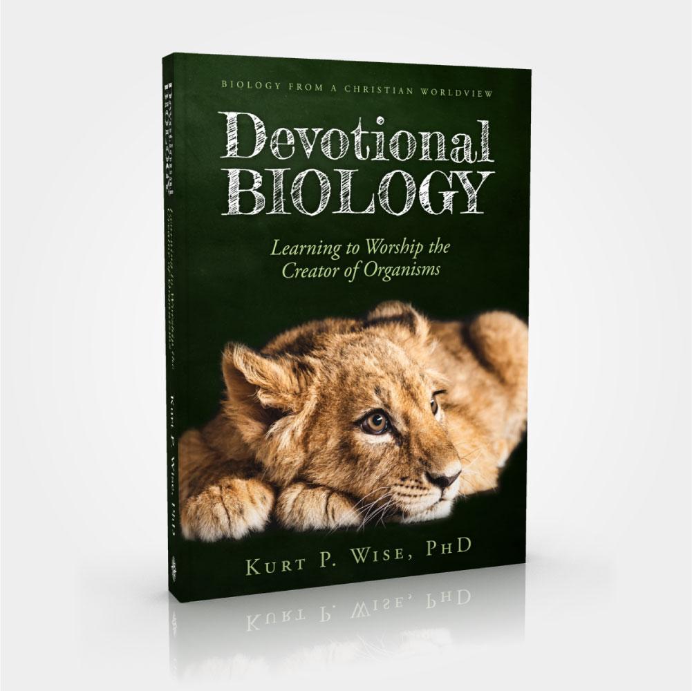 Devotional Biology Textbook