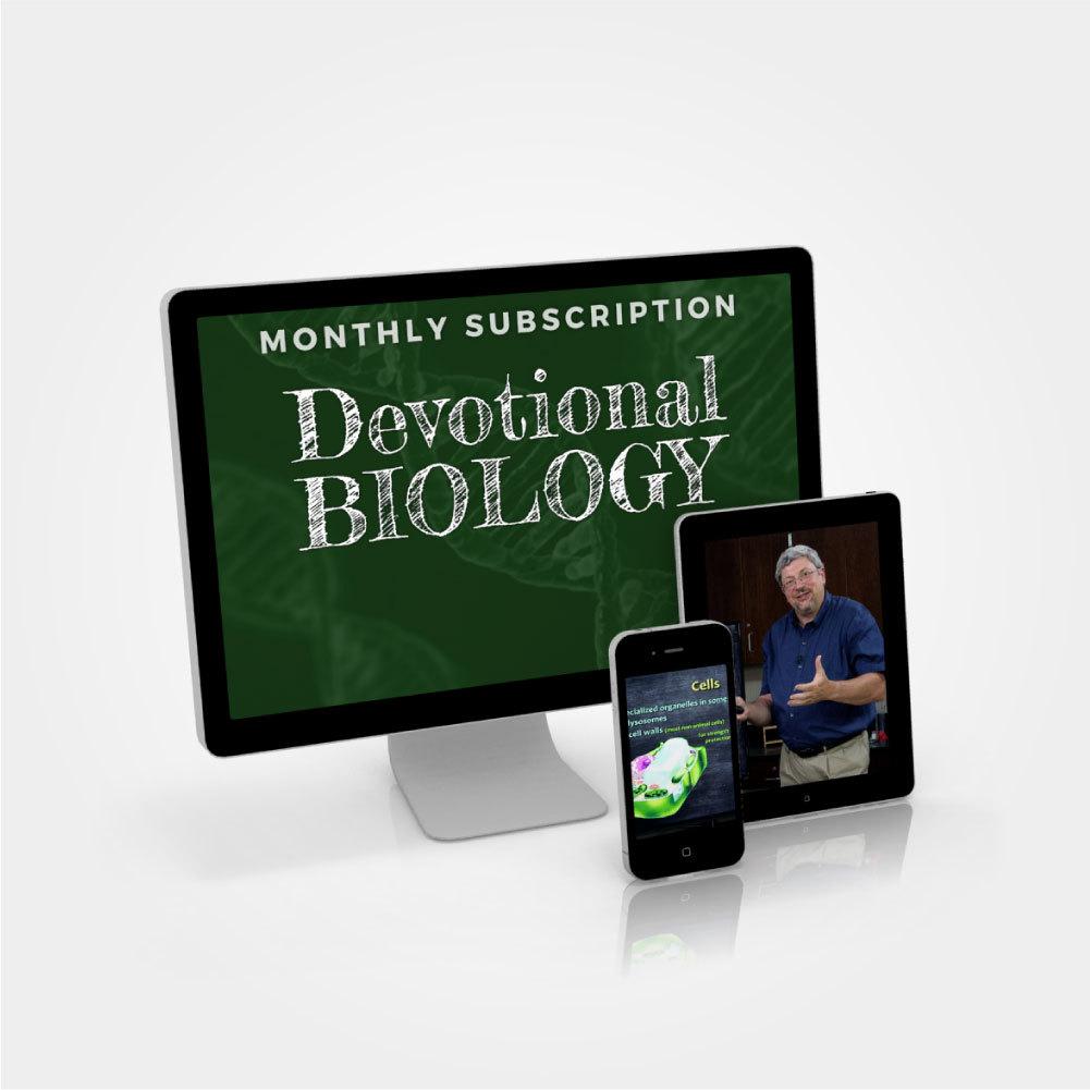 Devotional Biology Subscription